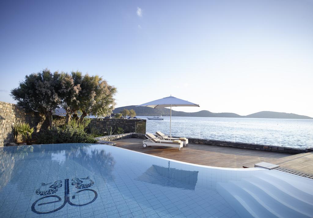elounda beach hotel and villa