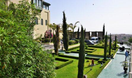 Palais Faraj Fes