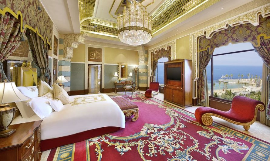 The Waldorf Astoria Qsar Al Sharq, Jeddah